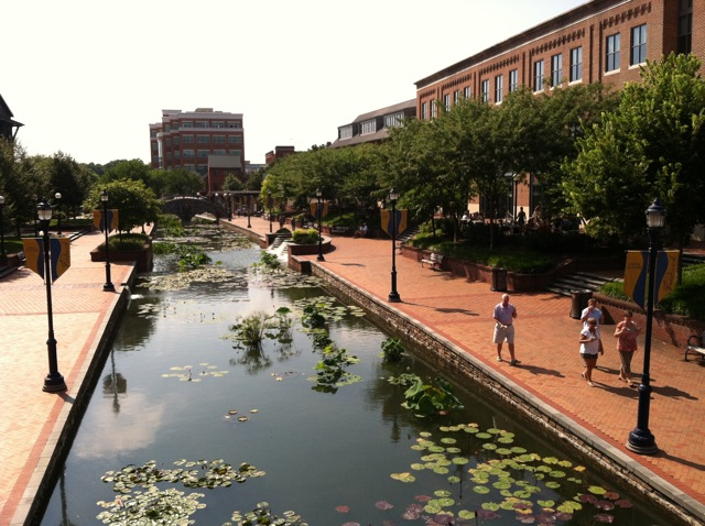 Things To Do Around Carroll Creek, Frederick MD