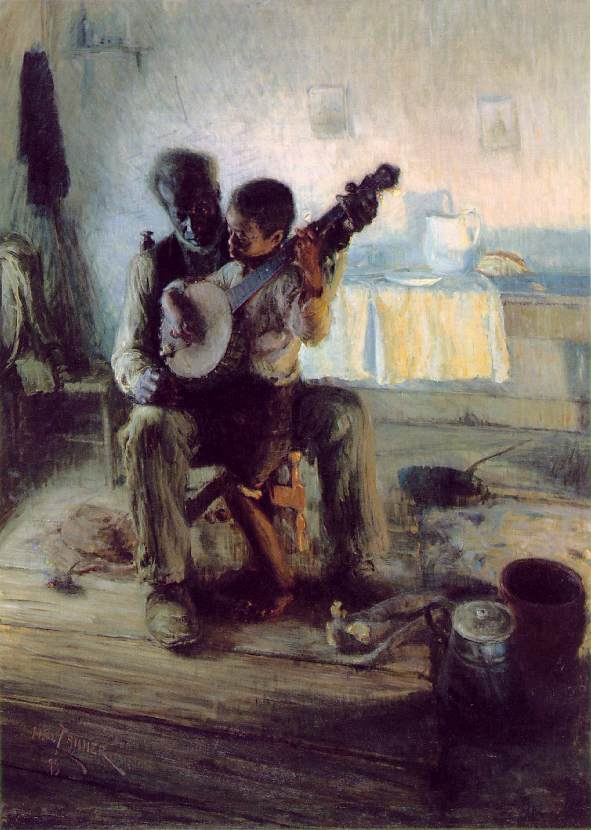 Henry_Ossawa_Tanner_-_The_Banjo_Lesson