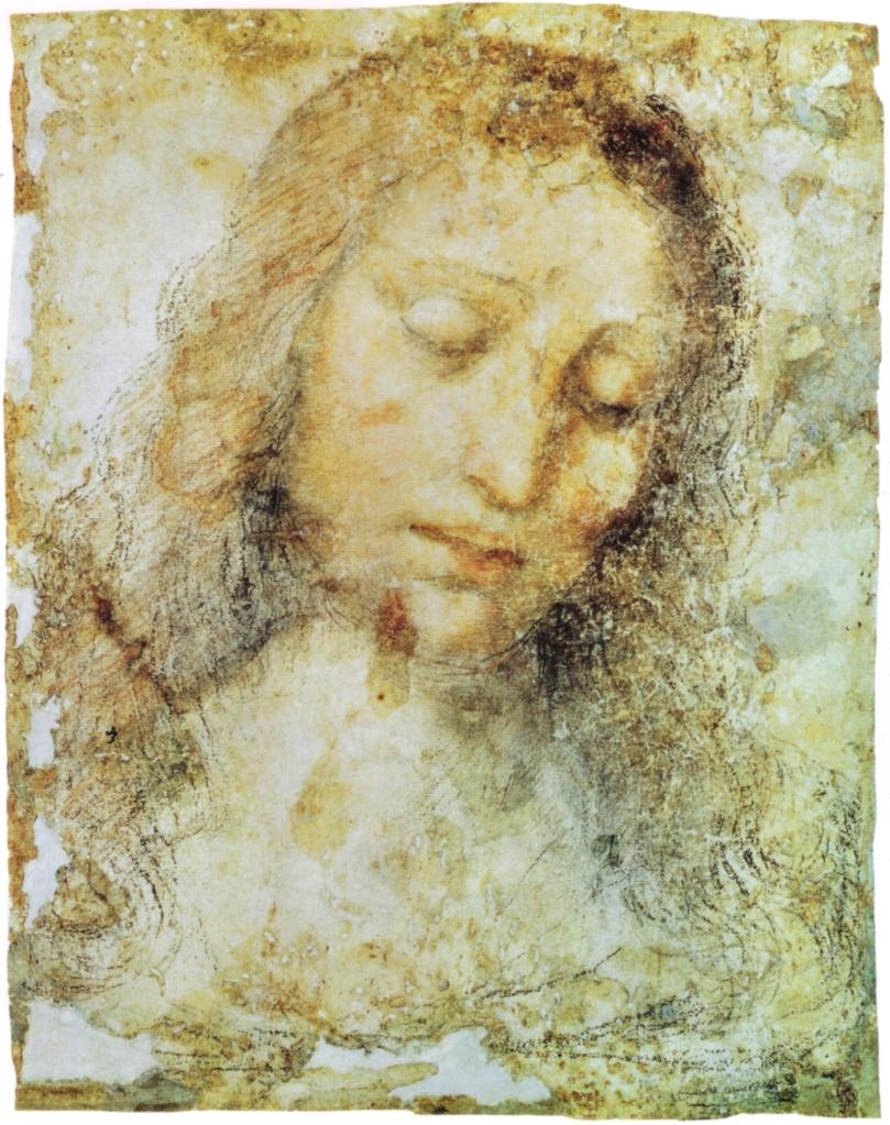 Leonardo,_testa_di_cristo,_1494_circa,_pinacoteca_di_brera