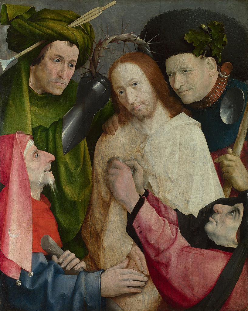 817px-hieronymus_bosch_-_christ_mocked_the_crowning_with_thorns_-_google_art_project