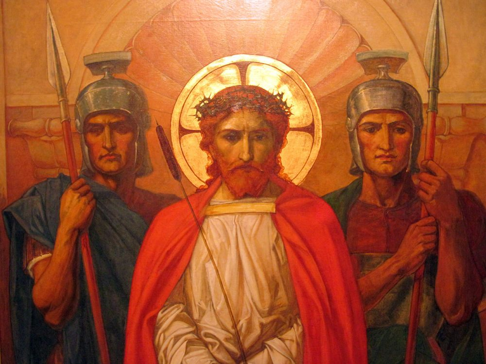 Henry_Thomas_Bosdet_painting_of_Jesus_before_his_crucifixion_2