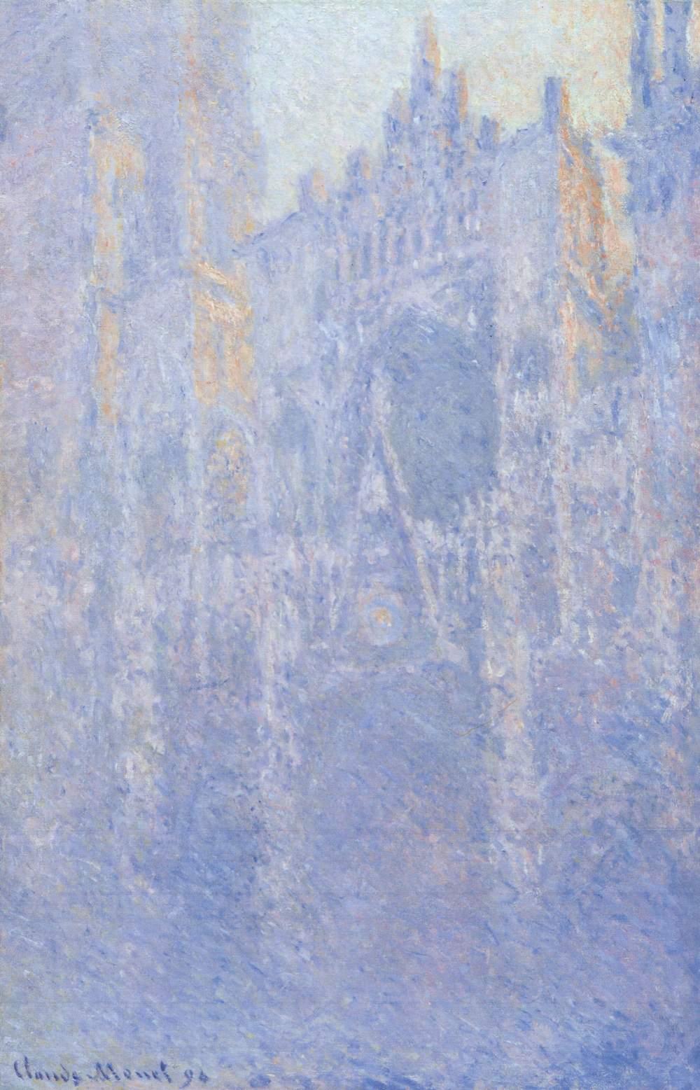 Claude_Monet_-_Rouen_Cathedral,_Facade_(Morning_effect)