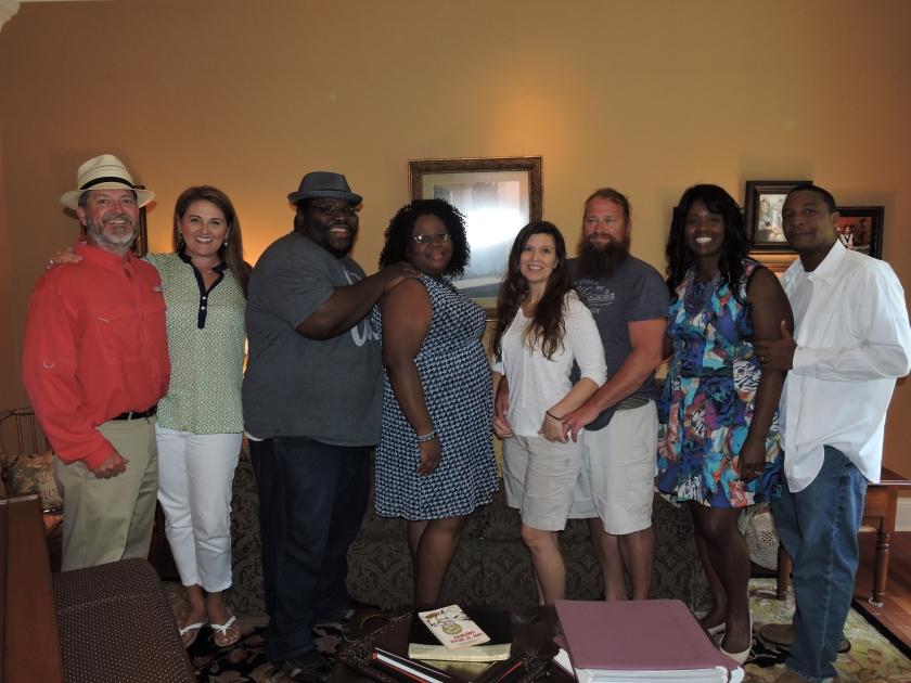 Rivers Church ministry team