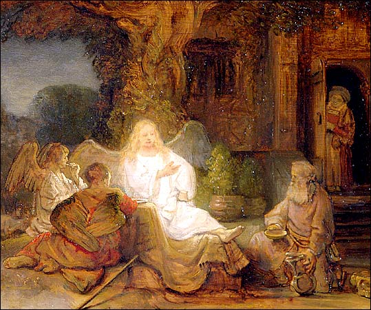 Rembrandt_Abraham_Serving_the_Three_Angels